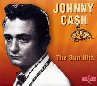 Cover Johnny Cash - Johnny Cash At Sun Records: The Sun Hits