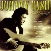 Cover Johnny Cash - Johnny Cash & Friends