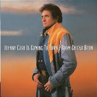 Cover Johnny Cash - Johnny Cash Is Coming To Town / Boom Chicka Boom