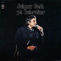 Cover Johnny Cash - Johnny Cash på Österåker