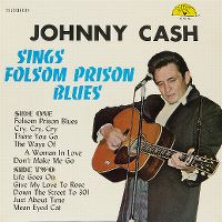 Cover Johnny Cash - Johnny Cash Sings Folsom Prison Blues