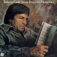 Cover Johnny Cash - Johnny Cash Sings Precious Memories