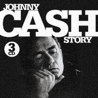 Cover Johnny Cash - Johnny Cash Story