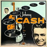 Cover Johnny Cash - Johnny Cash With His Hot And Blue Guitar