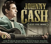Cover Johnny Cash - Just One More