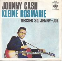 Cover Johnny Cash - Kleine Rosmarie