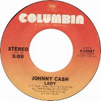 Cover Johnny Cash - Lady