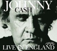 Cover Johnny Cash - Live In England 1994