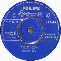 Cover Johnny Cash - Loading Coal