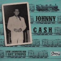 Cover Johnny Cash - Locomotive Man