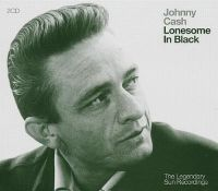 Cover Johnny Cash - Lonesome In Black