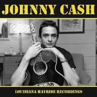 Cover Johnny Cash - Louisiana Hayride Recordings