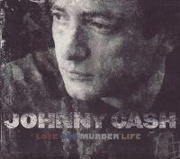 Cover Johnny Cash - Love, God, Murder, Life
