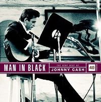 Cover Johnny Cash - Man In Black - The Very Best Of