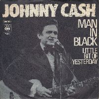 Cover Johnny Cash - Man In Black