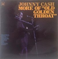 Cover Johnny Cash - More Of Old Golden Throat