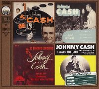 Cover Johnny Cash - Music Legends
