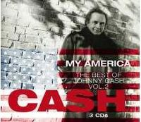 Cover Johnny Cash - My America - The Best Of Johnny Cash - Vol. 2