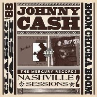 Cover Johnny Cash - Nashville Sessions 2 - Classic Cash & Boom Chicka Boom