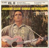Cover Johnny Cash - Old Apache Squaw