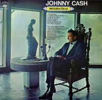 Cover Johnny Cash - Old Golden Throat