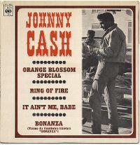 Cover Johnny Cash - Orange Blossom Special
