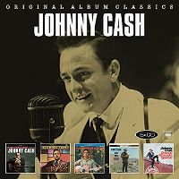 Cover Johnny Cash - Original Album Classics