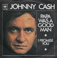 Cover Johnny Cash - Papa Was A Good Man