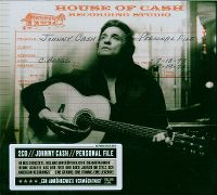 Cover Johnny Cash - Personal File