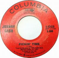 Cover Johnny Cash - Pickin' Time