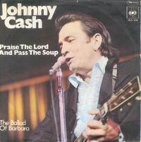 Cover Johnny Cash - Praise The Lord And Pass The Soup
