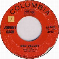 Cover Johnny Cash - Red Velvet