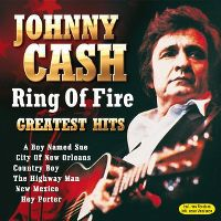 Cover Johnny Cash - Ring Of Fire - Greatest Hits