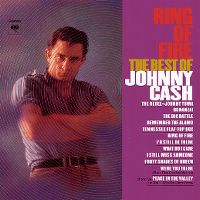 Cover Johnny Cash - Ring Of Fire - The Best Of Johnny Cash