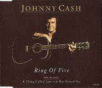Cover Johnny Cash - Ring Of Fire