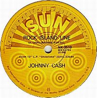 Cover Johnny Cash - Rock Island Line
