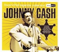 Cover Johnny Cash - Rock'n'Roll Legends Collection