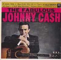 Cover Johnny Cash - Run Softly, Blue River