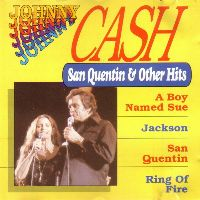 Cover Johnny Cash - San Quentin & Other Hits