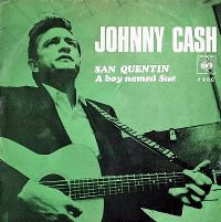 Cover Johnny Cash - San Quentin