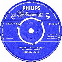 Cover Johnny Cash - Seasons Of My Heart