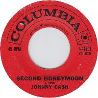 Cover Johnny Cash - Second Honeymoon