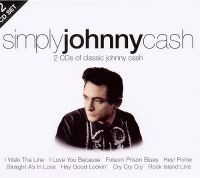 Cover Johnny Cash - Simply Johnny Cash