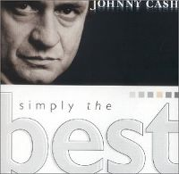 Cover Johnny Cash - Simply The Best