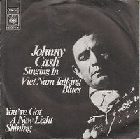 Cover Johnny Cash - Singing In Vietnam Talking Blues