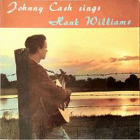 Cover Johnny Cash - Sings Hank Williams