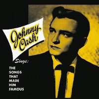 Cover Johnny Cash - Sings The Songs That Made Him Famous