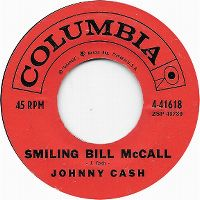 Cover Johnny Cash - Smiling Bill McCall