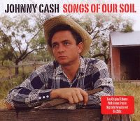 Cover Johnny Cash - Songs Of Our Soil