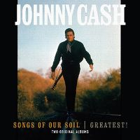 Cover Johnny Cash - Songs Of The Soil / Greatest!